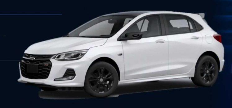 Novo Chevrolet Onix - Dianteira