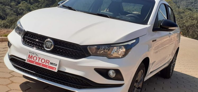 Fiat Cronos S-Design 2020